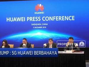 Lagi! Trump Serang Huawei, 5G Huawei Disebut Berbahaya