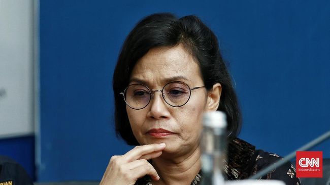 Sri Mulyani Waspadai Dampak Virus Corona China ke Ekonomi RI