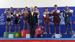 Turun di Muaythai, Eks Timnas U-16 Raih Perunggu SEA Games