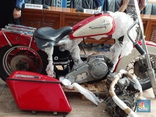 Skandal Harley Garuda Rugikan Negara Rp1,5 M, Ini Hitungannya