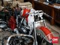 Harley Dirut Garuda Dirampas Negara, Bisa Ditawar Saat Lelang