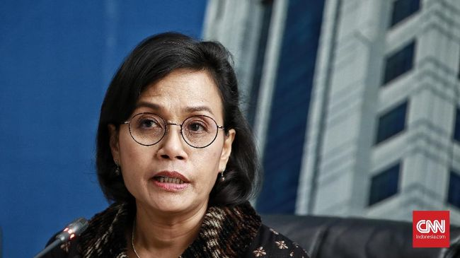 Sri Mulyani Ramal Ekonomi RI 2019 Melambat Jadi 5,05 Persen