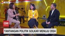 VIDEO: Tantangan Politik Golkar Menuju 2024 (3/4)
