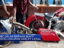 Ini Nama Pemilik Harley dan Brompton di Garuda