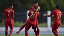 Susunan Pemain Indonesia vs Myanmar: Garuda Kekuatan Penuh