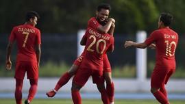 Netizen Ejek Ruang Ganti Stadion Timnas Indonesia vs Laos