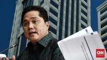 Erick Ogah Bangun Gedung Arsip Era Rini: Sekarang Era iCloud