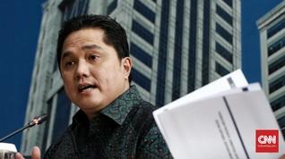 Erick Thohir Akan Batasi Rangkap Jabatan Direksi BUMN