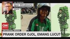 VIDEO: Prank Order Ojol, Eksploitasi Atas Nama