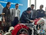 Penyelundupan Harley Libatkan Banyak Pegawai Garuda Indonesia