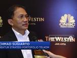 Raih The Best Corporate Strategy, Telkom Siap Berekspansi