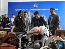 Penyelundup Harley via Garuda Tak Hobi Motor