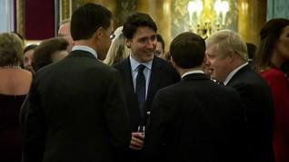 PM Trudeau Akui Gunjingkan Trump di KTT NATO
