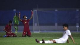 5 Catatan Penting Jelang Indonesia vs Myanmar