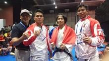 Klasemen SEA Games 2019: Indonesia Naik Ketiga