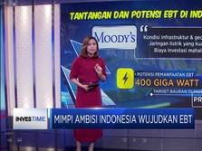 Mimpi Indonesia Kembangkan EBT