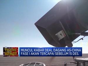 Deal Dagang AS-China Yang Bikin Pusing 7 Keliling