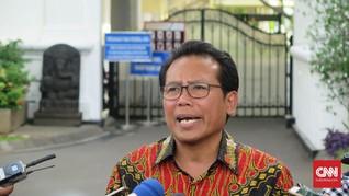 Presiden Jokowi Lantik Anggota Wantimpres Besok