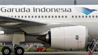 Kementerian BUMN Cari Calon Dirut Garuda dari Eksternal