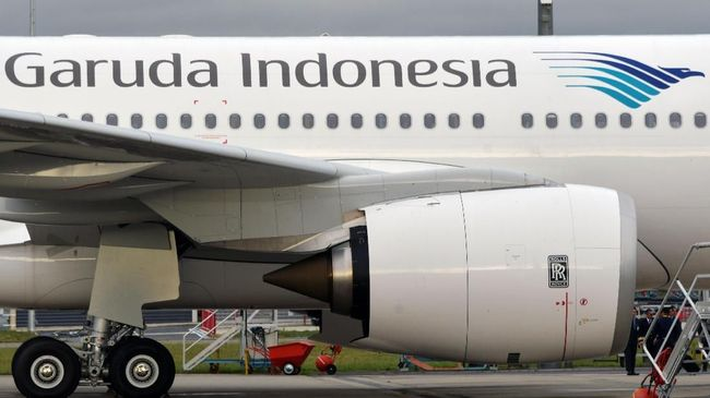 Rombak Direksi, KPPU Harap Garuda Kooperatif di Sidang Kartel