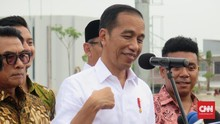 Jokowi Pinjam Sertifikat Tanah Orang Tua Demi Modal Usaha