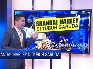 Skandal Harley di Tubuh Garuda