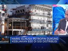 Elnusa Petrofin: Kami Siap Mendukung Program Biodiesel