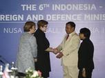 Duet Prabowo-Retno Temui Menhan-Menlu Australia, Ada Apa?