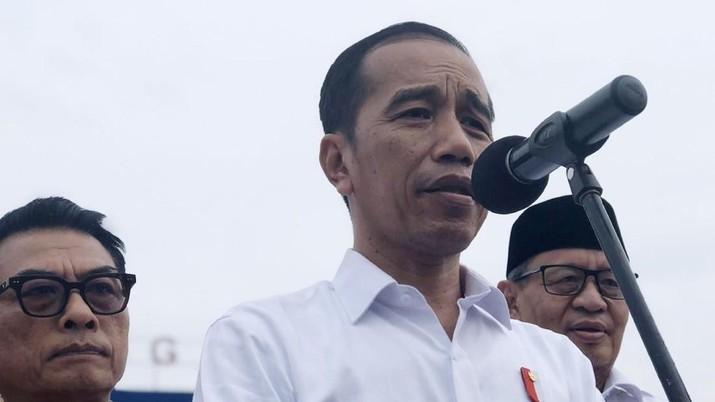 Presiden Jokowi punya target menuntaskan 3 tahun bisa selesai persoalan CAD.