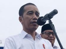 Natuna Diklaim China, Jokowi: Kedaulatan Tak Bisa Ditukar!
