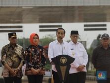 Didaulat Sebagai Asian of The Year, Begini Perasaan Jokowi