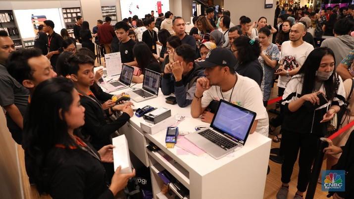 iPhone 11 Dijual di Indonesia, Begini Antriannya