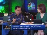 Tanggapan Tanri Abeng Terkait Rencana Pembatalan Holding BUMN