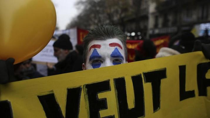 Kala Joker 'Meneror' Kota Paris