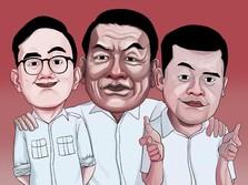 Gibran-Bobby Maju Pilkada, Jokowi Mau Bangun Dinasti Politik?