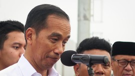 Jokowi Targetkan Tol JORR II Selesai Akhir 2020