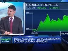 Menakar Dampak 'Drama Garuda' Pada Kinerja GIAA