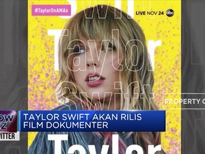 Dear Swifties, Awal 2020 Taylor Swift Rilis Film Dokumenter!