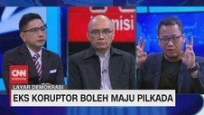 VIDEO: Eks Koruptor Boleh Maju Pilkada