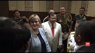 VIDEO: Prabowo Bertemu Menhan Australia