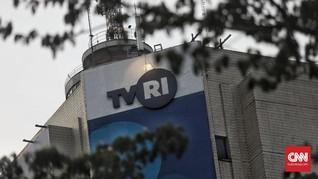 Suara Karyawan TVRI: Selama Ini Honor dan Produksi Berkurang