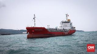 Jadi 'Raja Minyak' Sehari di Kapal Tanker MT Sinar Morotai