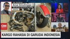 VIDEO: Kargo Rahasia di Garuda Indonesia