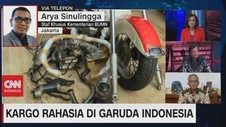 VIDEO: Kargo Rahasia di Garuda Indonesia