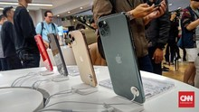 Pengguna iPhone Smartfren Tak Bisa Ganti Operator