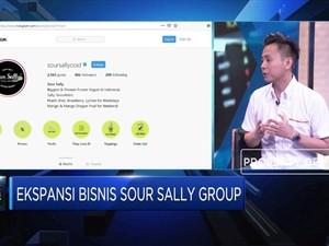 Laju Bisnis Mamin Sour Sally Group