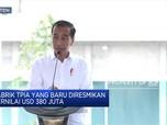 Gembiranya Jokowi Ada Pabrik Baru Produksi Bahan Kimia