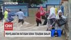 VIDEO: Penyelamatan Anak Terjebak Banjir