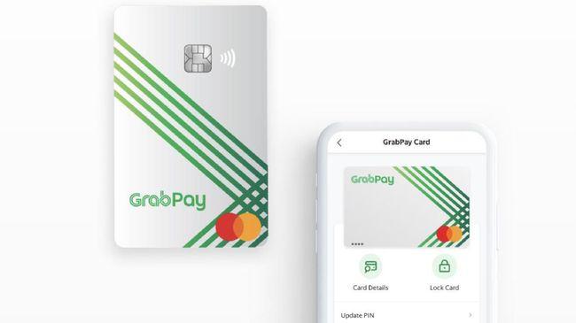 Dalami Bisnis Finansial, Grab Luncurkan Kartu Mastercard