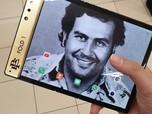 Adik Raja Narkoba Kolombia Ingin 'Bunuh' Samsung via HP Lipat